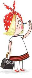 Rosie Revere, as drawn by David Roberts