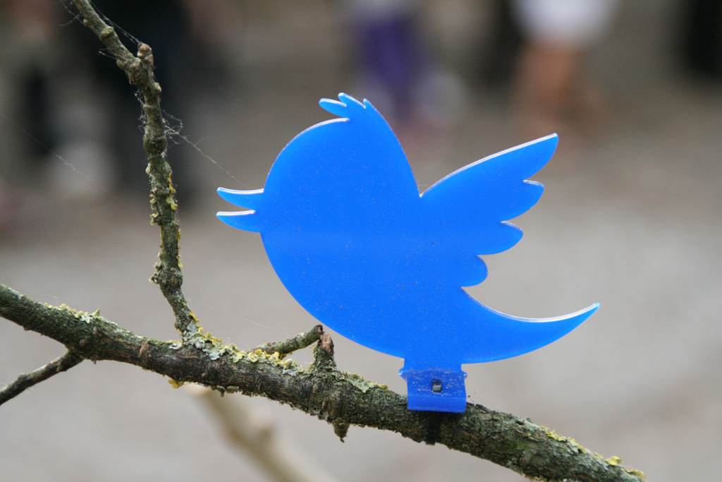 Are Employees Twittering Away Productivity?
