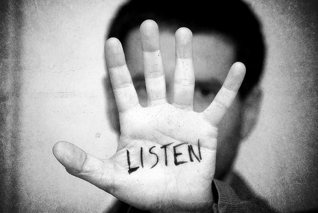 Listen vs. Hear